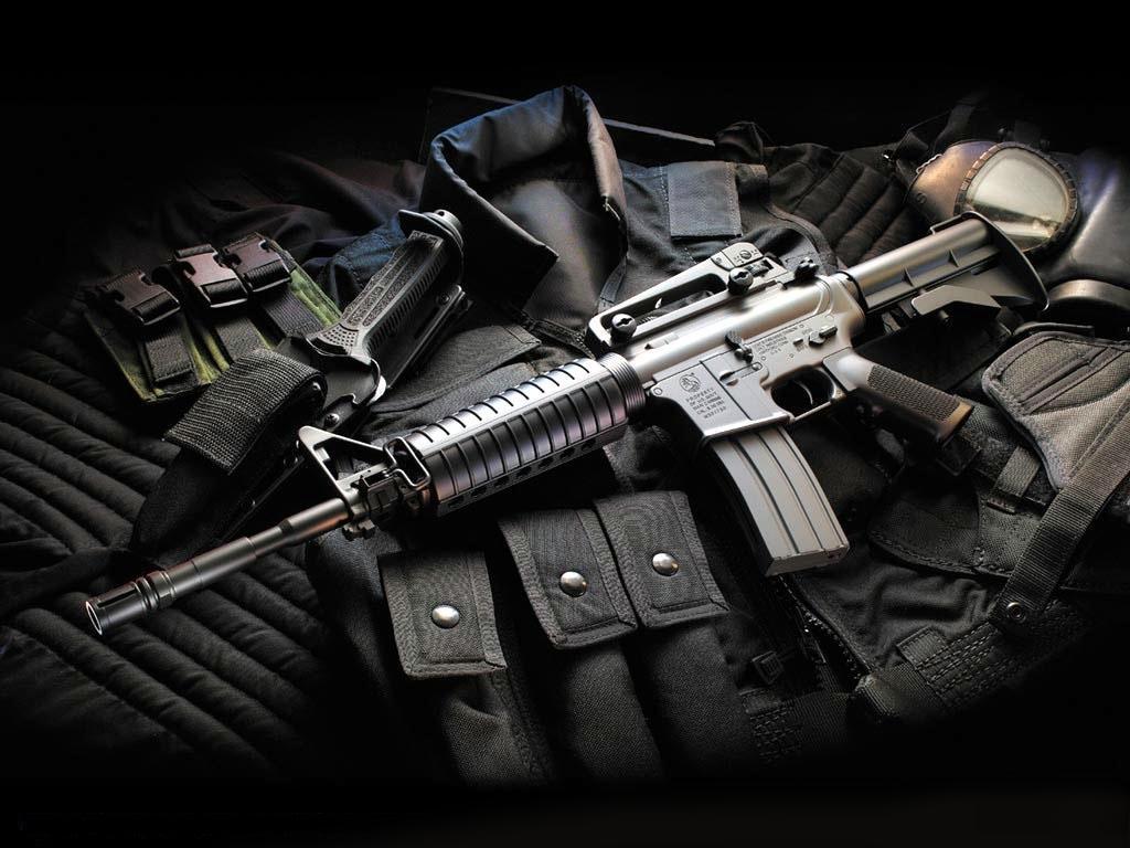 фото оружие