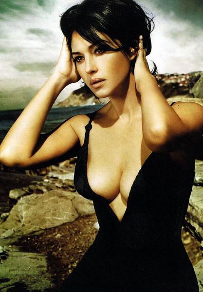 Самые сексуальные фотосессии Моники Беллуччи