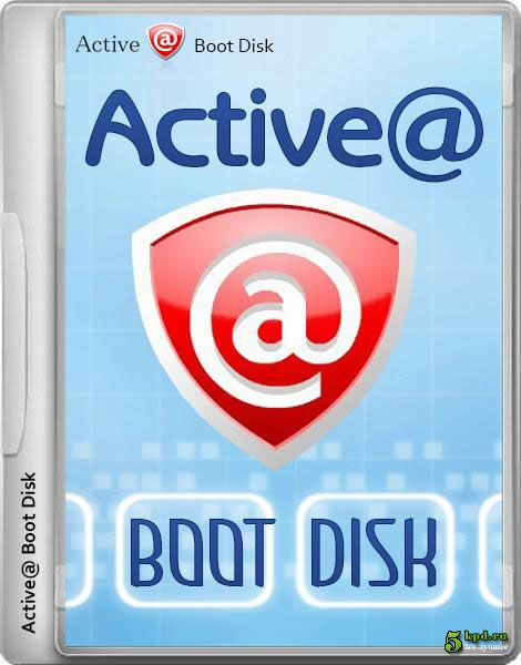 Active Boot Disk Suite 10.0.3 LiveCD - WinPE 5.1 (2015) ENG