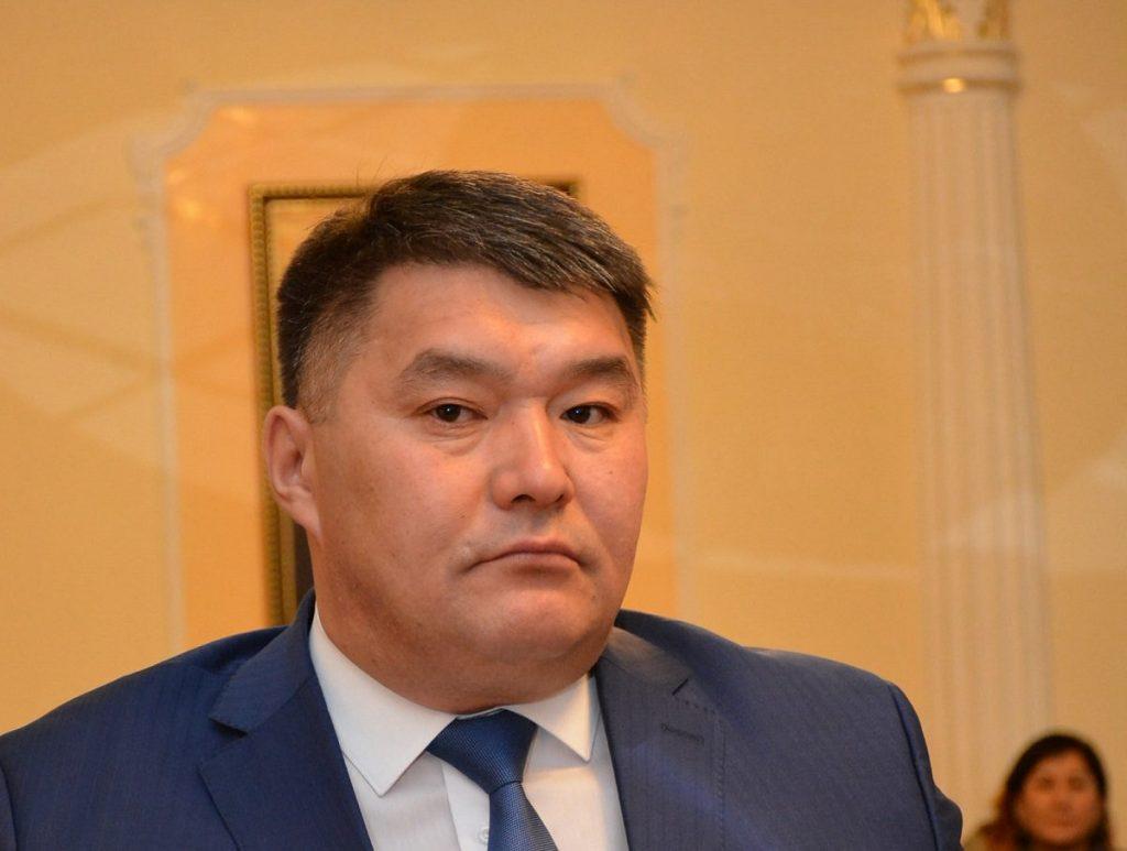 Бикенев Рустам Толегенович